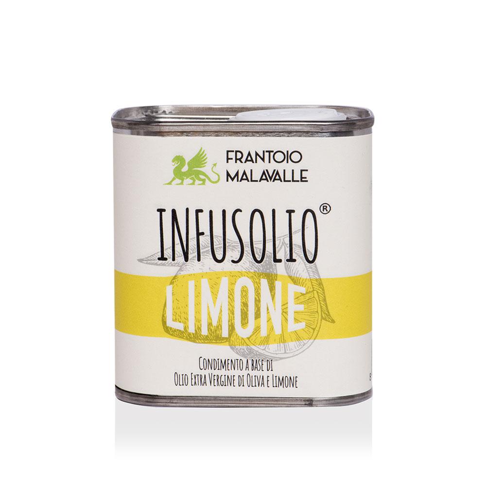 Infusolio Limone | Frantoio Malavalle | Olio creato con passione