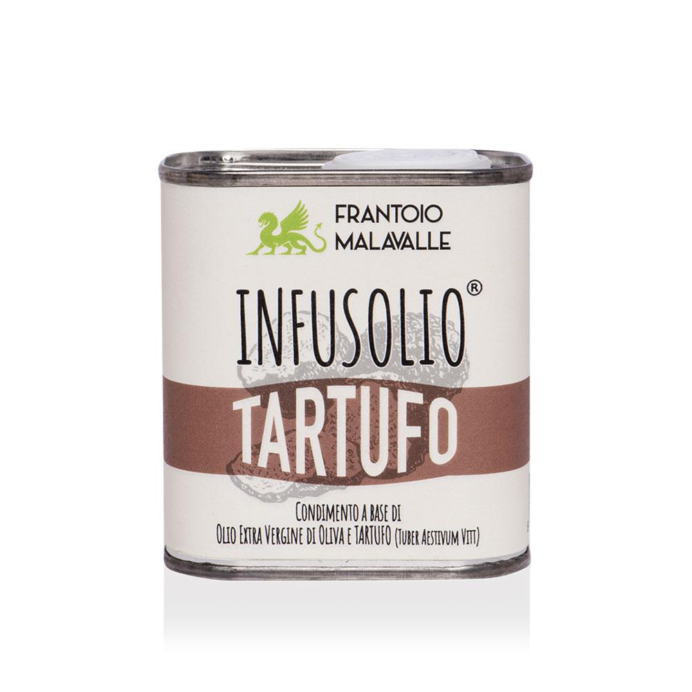 Infusolio Tartufo | Frantoio Malavalle | Olio creato con passione
